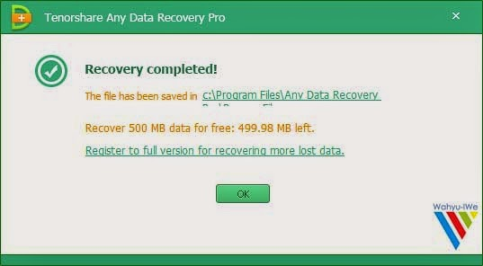 Any Data Recovery Pro