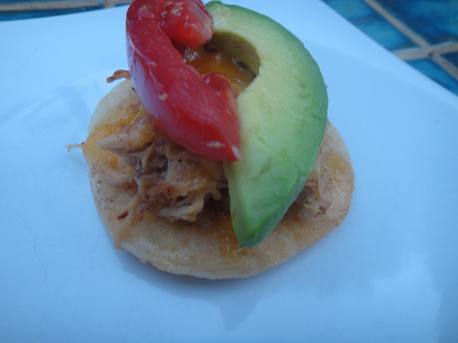 ... great new dish that is gluten free i stumbled upon arepas arepas are
