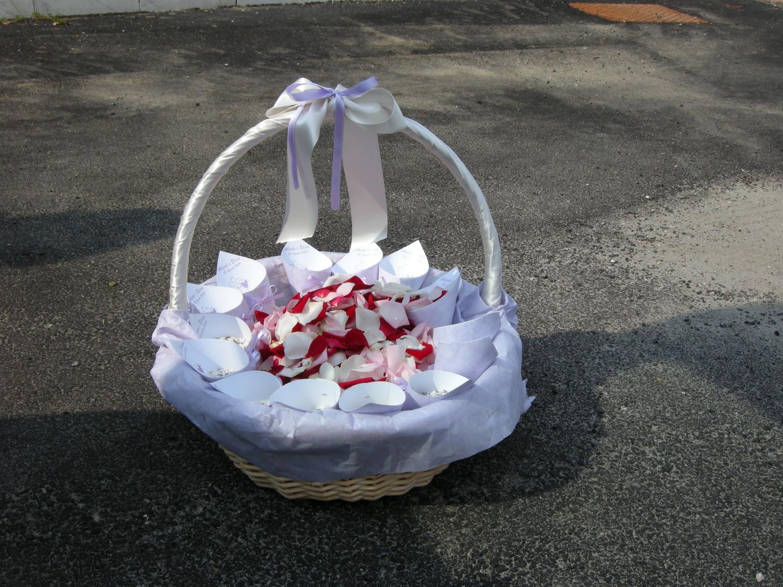 Il mio matrimonio i coni porta riso the irish princess - Porta riso matrimonio ...