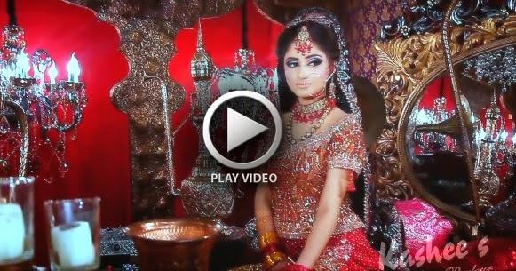 sajjal ali bridal makeup tips amp tutorial video   b amp g fashion