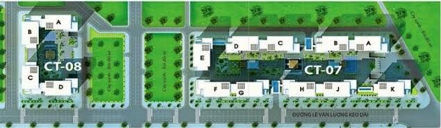 Thiết kế căn hộ chung cư dương nội