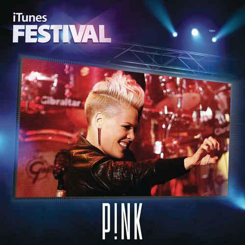 baixar capa P!nk – iTunes Festival London 2012