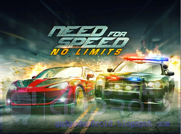 Need For Speed No Limits Untuk Android Apk + Data Obb
