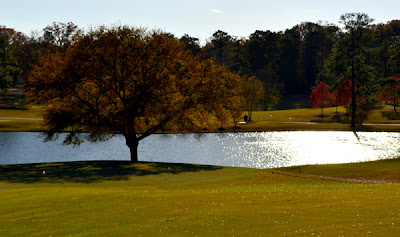 East Lake Golf Club, Golf Course
