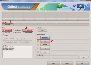 Tutorial Flashing Samsung Galaxy Core Duos GT I8262 Via PC Menggunakan Odin