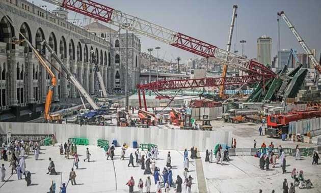 Terkait Korban Crane, Begini Jawaban Dubes Arab Saudi