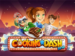 Screenshots of the Cooking dash 2016 for Android tablet, phone.
