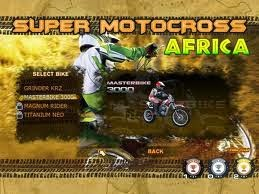 downlod game, game lawas, Motocross , afrika