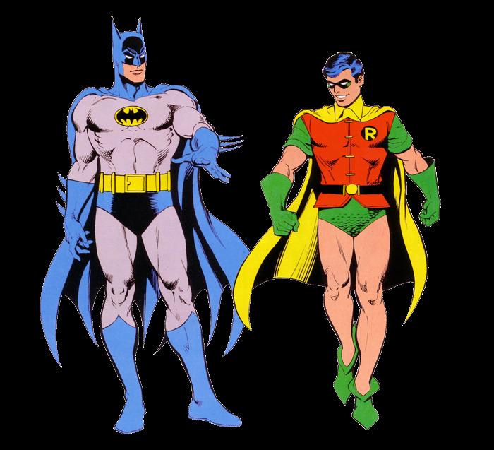 Batman und Robin Sex