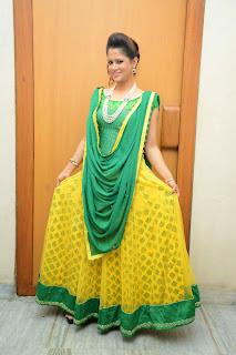 Anchor Shilpa Chakravarthy Latest Pictures at Taruvatha Katha Movie Trailer Launch  30.JPG