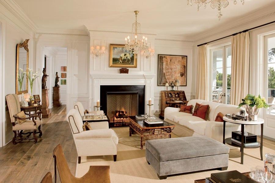 new home interior design celebrity living rooms