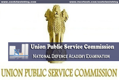 National Defence Academy Examination Job 2015