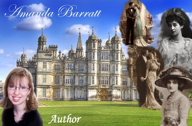 Amanda Barratt    Author