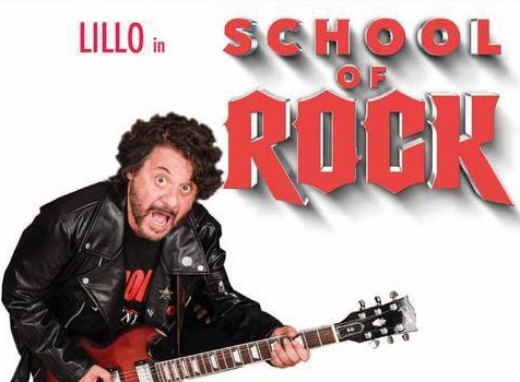 """SCHOOL OF ROCK"" regia di Massimo Romeo Piparo"