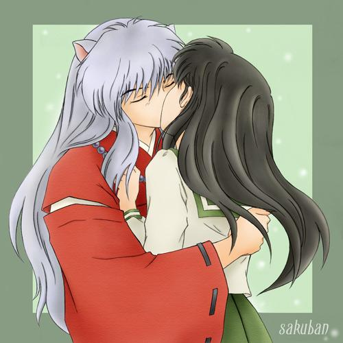 ... is more love between Inuyasha and Kagome than is revealed on screen).