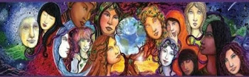 Meditación Mundial Círculos Mujeres para la Sanación de Gaia