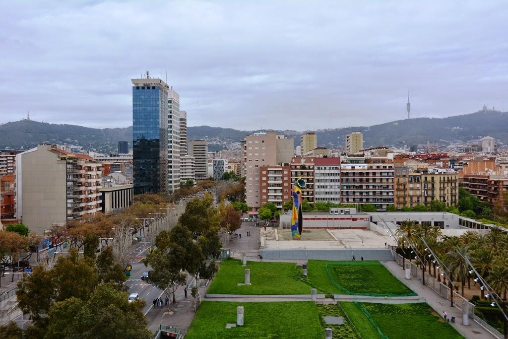 Arenas de Barcelona park