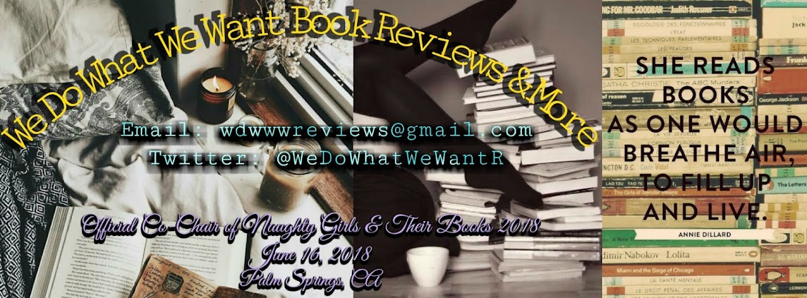 We Do What We Want Book Reviews & More