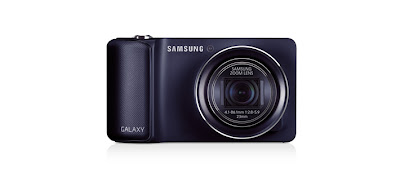 Samsung Galaxy Camera Wi-Fi Only Blue