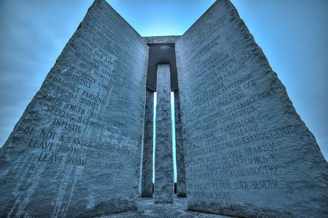 These 8 Conspiracy Theories About The Georgia Guidestones Will Make You Question Everything