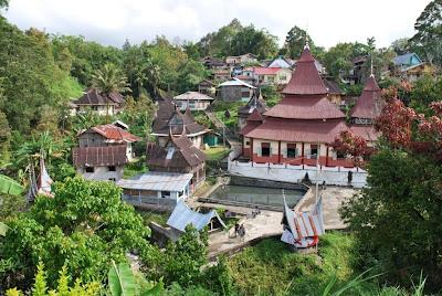 Masjid Islah Nagari Tuo Pariangan