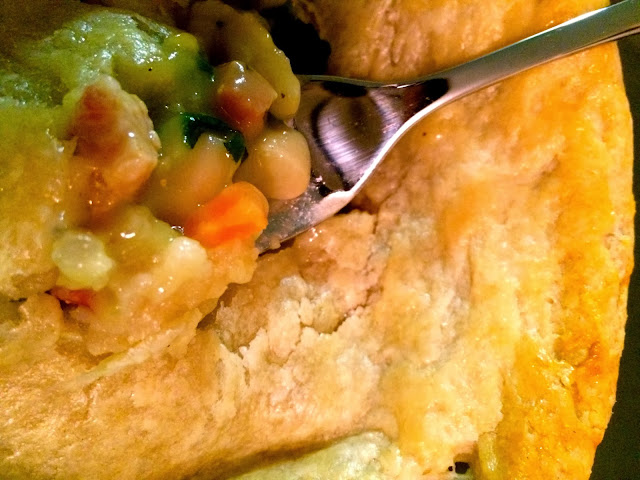 Pancetta, White Bean and Swiss Chard Pot Pies (from The Smitten ...
