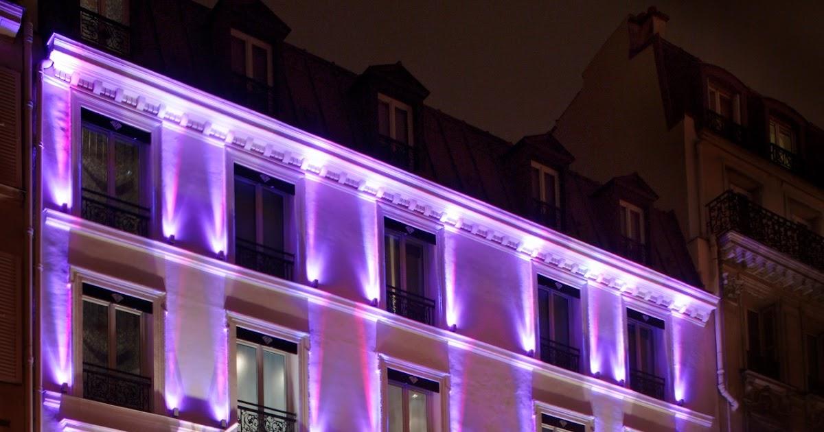 Work inn progress le best western premier op ra diamond for Boutique hotel 8eme