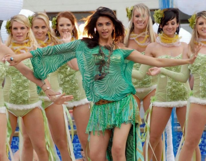 Deepika Padukone Hot Legs show in her item song in her debut film hottest pics in xclusive hd