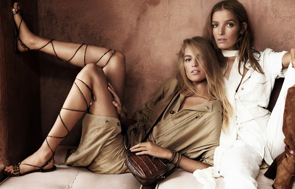 Massimo Dutti colección moda primavera verano 2015