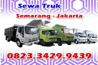 SEWA TRUK SEMARANG KE JAKARTA