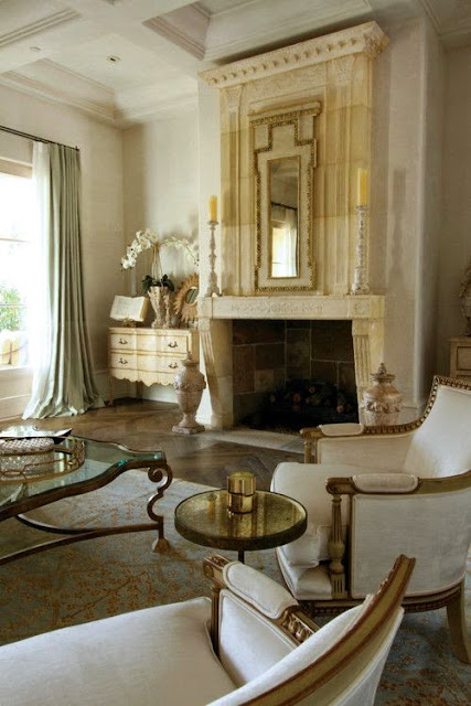 Chic Elegance Of Neutral Colors For The Living Room 10 Amazing Examples: South Shore Decorating Blog: 50 Favorite For Friday #145