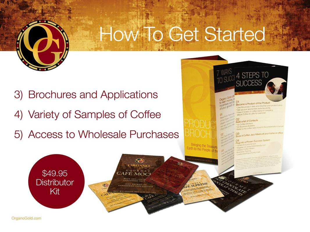 Joseph baptistes og coffee money blog getting that great tasting buy a distributor kit and gain access to wholesale purchases at organo gold colourmoves