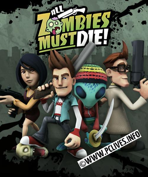 pc game zombies must die 2012