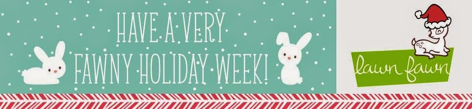 Get Ready for A Fawny Holiday Week!