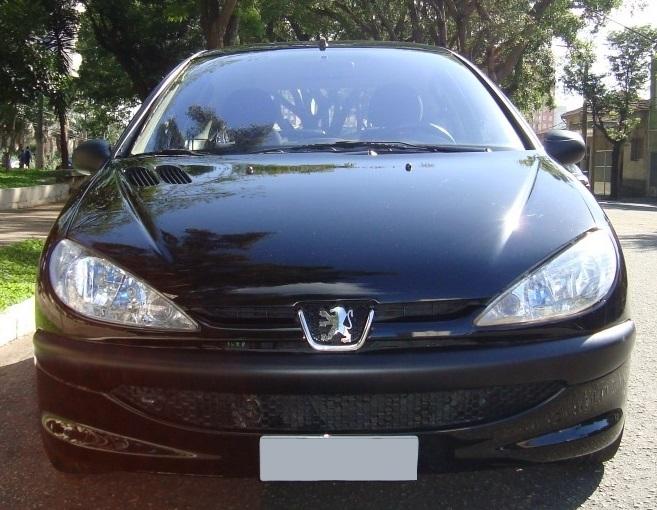 Peugeot 206 2004 1.4 Presence - frente