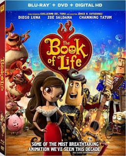 The Book of Life 2014 DVDRip x264 AC3-LPD (Movie)