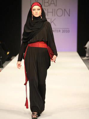abaya khaliji