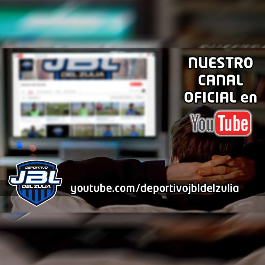Suscribete a nuestro Canal Oficial de YouTube