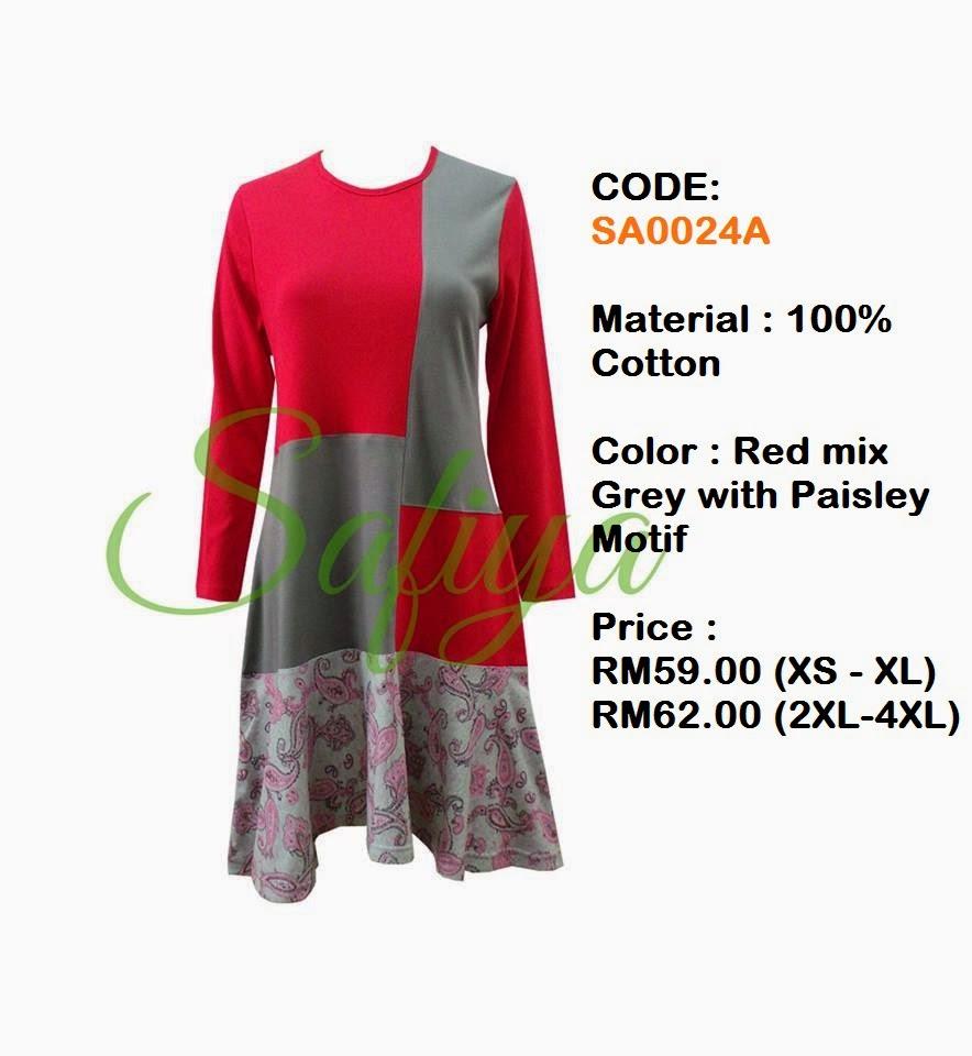 T-Shirt-Muslimah-Safiya-SA0024A