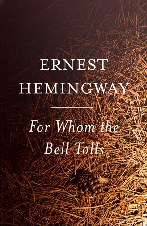 the story of robert jordan in for whom the bell tolls