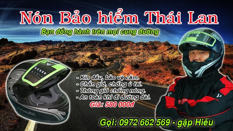 Nón Bảo Hiểm Thái Lan