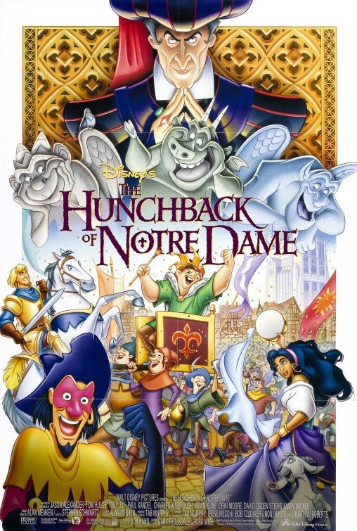 DVD Challenge #3: THE HUNCHBACK OF NOTRE DAME