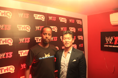 WWE 13 - Global Brand Manager Bryce Yang Interview - We Know Gamers