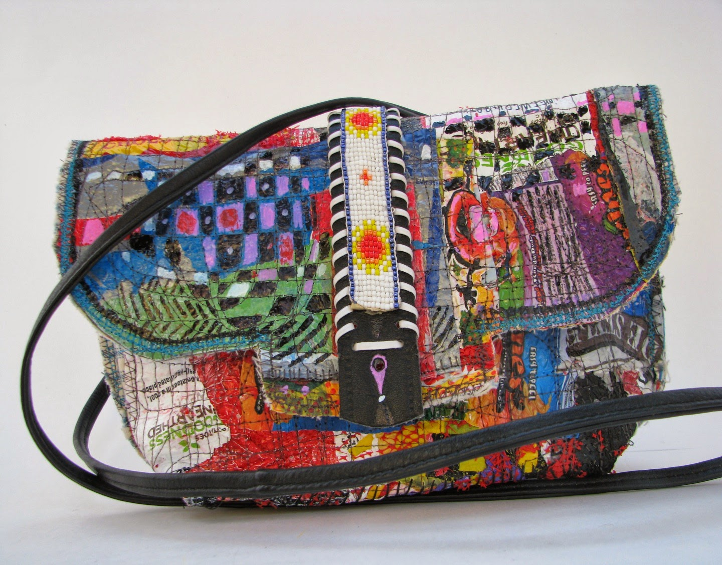 The Art Of Up Cycling Upcycled Purse Inspirational