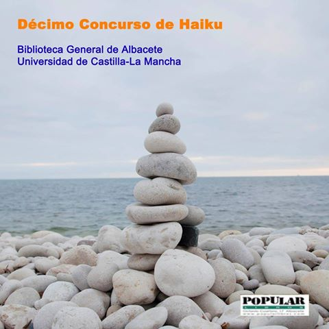 Décimo concurso de haiku Biblioteca Universitaria de Albacete