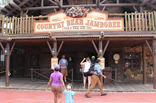Country Bear Jamboree (1) - FrontierLand - Magic Kingdom - Walt Disney World - Orlando, Florida