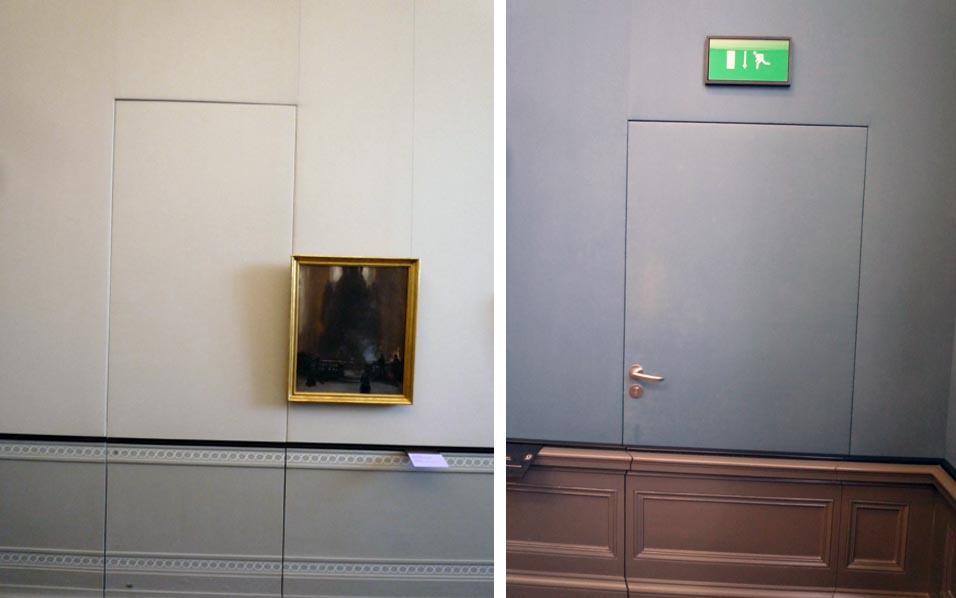 Wall Doors