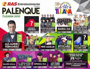 Feria Tijuana 2016