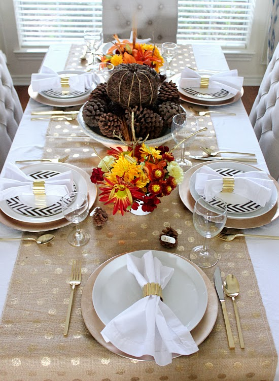http://hisugarplum.blogspot.com/2012/11/natural-glam-fall-table.html