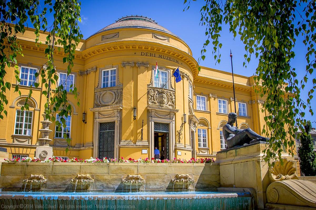 Déri Múzeum - Debrecen, Magyarország